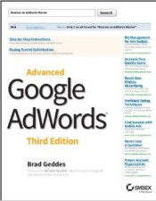 advanced google adwords third edition