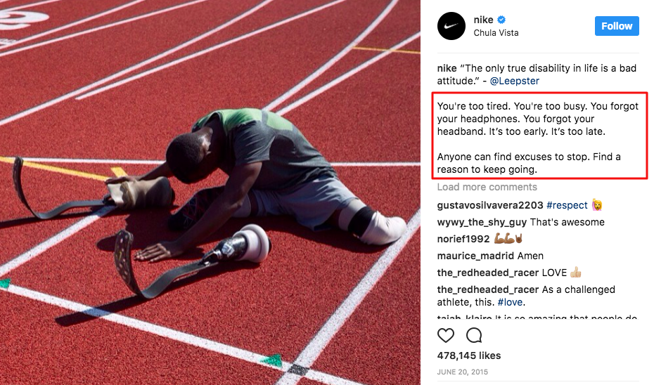 How Nike Win At Instagram