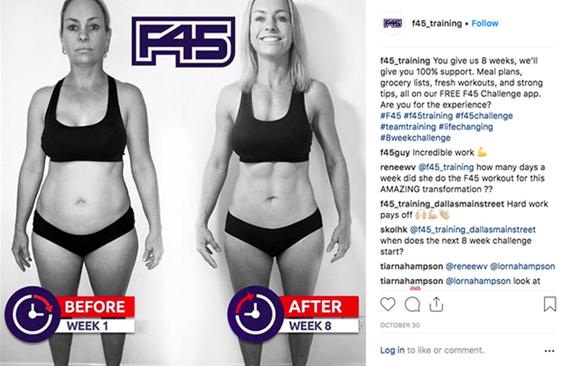 How Fitness Brands Are Using Instagram